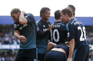 Queens Park Rangers v Chelsea - Barclays Premier League