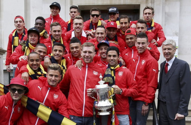 Agresif dari Awal, Arsenal Bakal Juarai Premier League