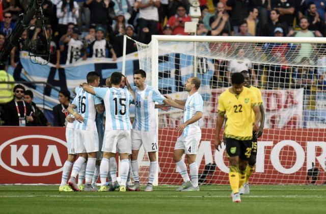 Argentina Jangan Cepat Puas