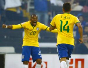 Langkah Pertama Brasil Tanpa Neymar di Copa America 2015