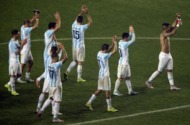 Fakta Menarik di Balik Pesta Gol Argentina