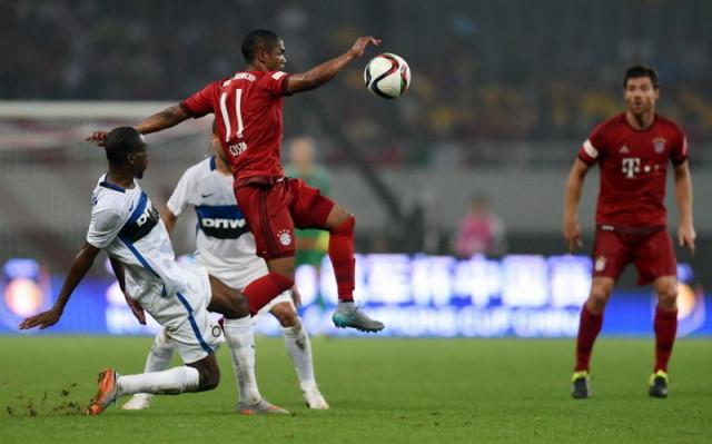 Inter Takluk Dari Bayern Munich
