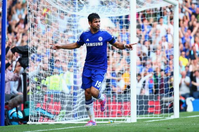 Diego Costa Akan Pertahankan Mahkota Premier League