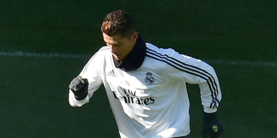 Benitez klarifikasi peran Ronaldo sebagai striker