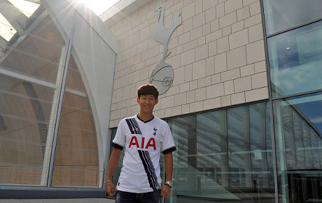 Jadi Pemain Asia Termahal, Son Heung-min Bisa seperti Park Ji-sung?
