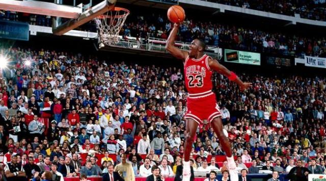 Michael Jordan Diusulkan Masuk Logo NBA