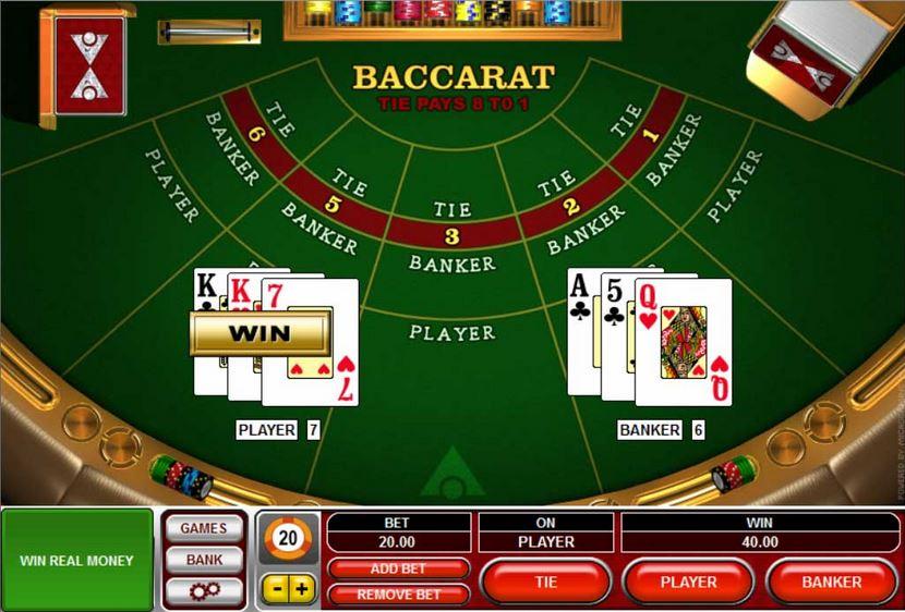 Baccarat Casino Online 303agent : Panduan Bermain Baccarat Online