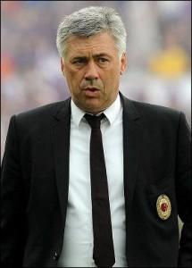 Carlo Ancelotti 815395a 215x300 Carlo Ancelotti : Saya Hanya Ingin ke Milan atau Roma