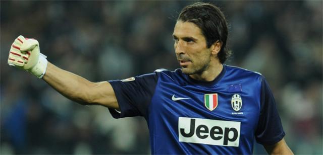 Liga Champions : Buffon Senang Lampaui Rekor Del Piero