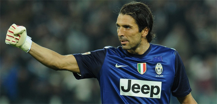 GIGI BUFFON Liga Champions : Buffon Senang Lampaui Rekor Del Piero