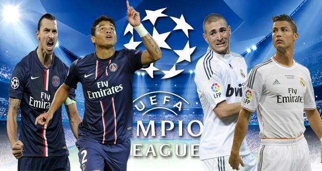PSG VS RM LIGA CHAMPIONS |PREDIKSI PSG VS REAL MADRID 22 OKTOBER 2015