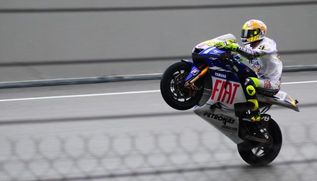 Valentino Rossi dan Marc Marquez Diminta Berdamai
