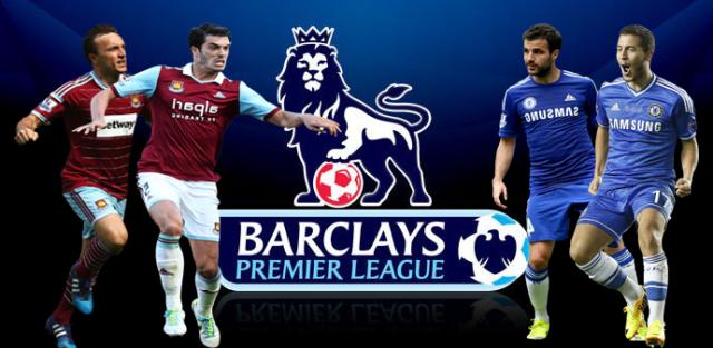 Liga Inggris : Prediksi Akurat West Ham Vs Chelsea 24 Oktober 2015