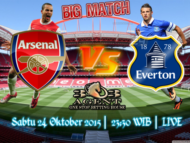 Prediksi Arsenal Vs Everton: Korban Baru Keganasan Meriam London?