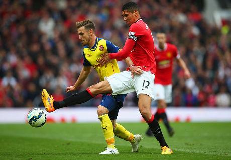 Sengitnya Arsenal vs MU plus Derby Merseyside