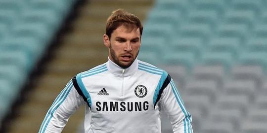Chelsea lebih solid tanpa Ivanovic