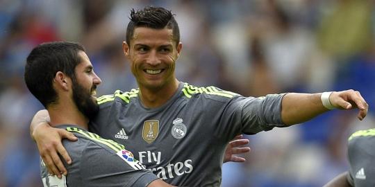Cristiano Ronaldo dkk pilih skuat terbaik dunia