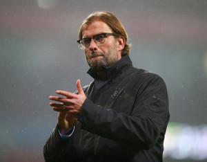 kloppcliveroseg460 300x234 Liga Europa : Klopp Nilai Liverpool Kurang Percaya Diri