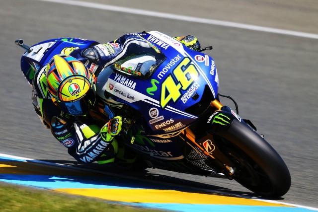 Batal Boikot MotoGP Valencia, Rossi Berterima Kasih kepada Fans