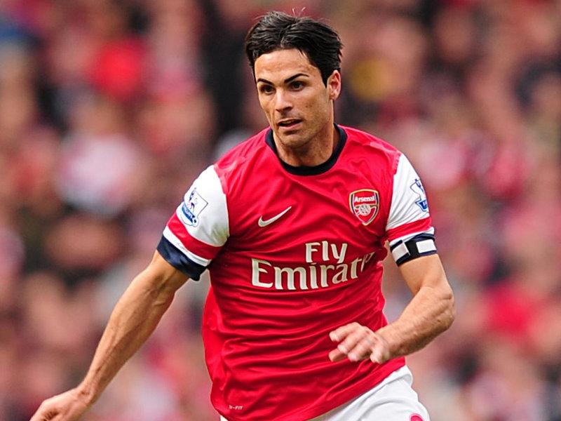 mikel arteta arsenal premier league 2994155 Arsenal : Wenger Harapkan Arteta Jadi Pelatih di Masa Depan