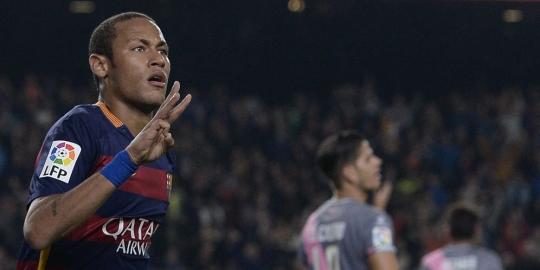 Neymar buat popularitas Barca di Brasil kian meroket