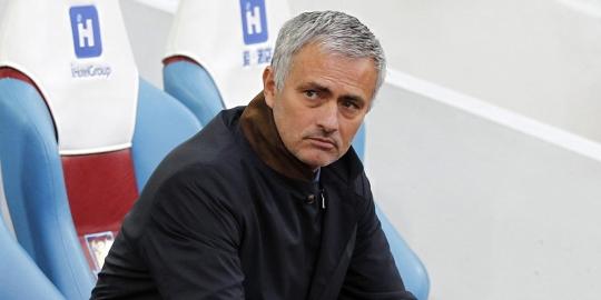 Pintu Mourinho kembali ke Madrid belum tertutup