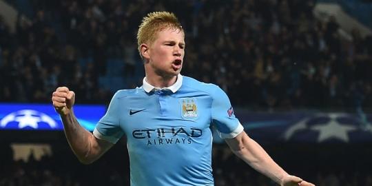 City dan De Bruyne percaya diri menjelang Derby Manchester