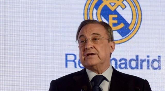 Presiden Real Madrid Kirim Dukungan untuk Karim Benzema