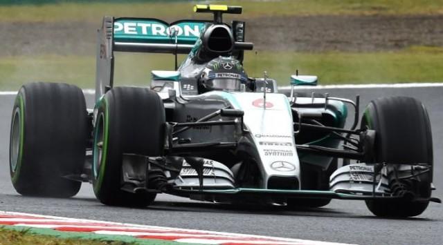 Ungguli Hamilton, Rosberg Tercepat di Latihan Bebas 3 GP Meksiko