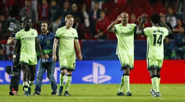 Manchester City Gusur Juventus seusai Bungkam Sevilla
