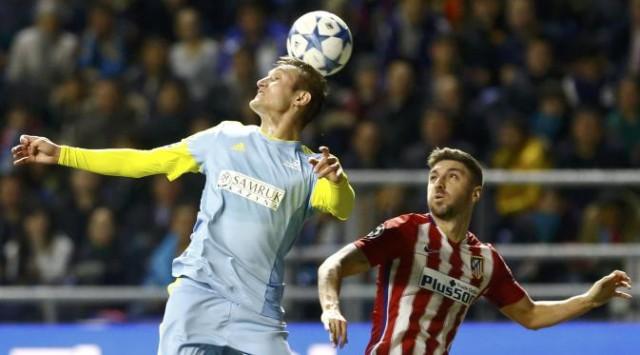 Atletico Ditahan Imbang Astana Tanpa Gol di Kazakhstan