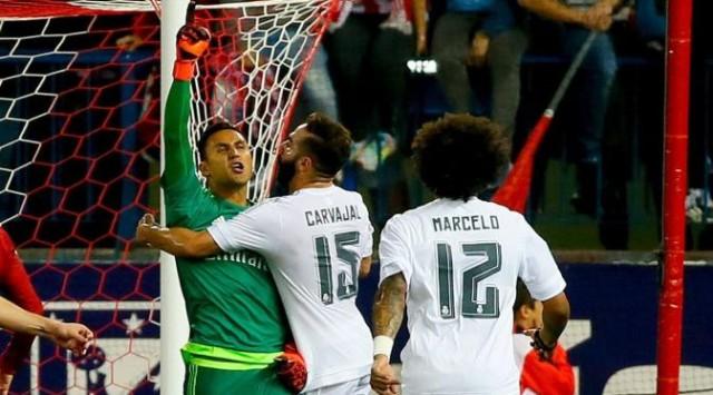 Penjaga Gawang Real Madrid Waspadai Potensi Kejut PSG