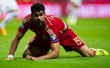 'Diego Costa Bukan Masalah untuk Spanyol'