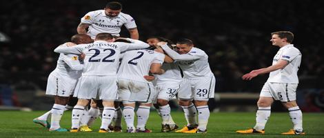 303agent.com – Liga Europa, Tottenhamp Hotspur Mengalahkan Anderlecht dengan Score 2-1